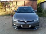 MG 5 2013 года за 3 100 000 тг. в Алматы – фото 5