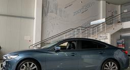Mazda 6 Supreme Plus 2021 года за 13 590 000 тг. в Актобе – фото 2