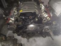 Контрактный Двигатель AVK за 600 000 тг. в Алматы
