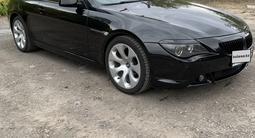 BMW 630 2007 года за 6 700 000 тг. в Караганда – фото 2