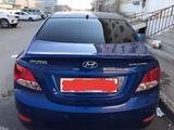 Hyundai Solaris 2013 года за 3 000 000 тг. в Атырау – фото 3