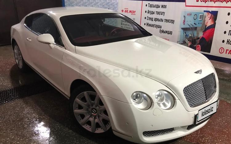 Bentley Continental GT 2006 года за 12 999 000 тг. в Павлодар
