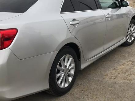 Toyota Camry 2012 года за 4 700 000 тг. в Уральск