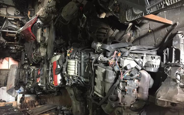 Контрактные двигателя и КПП на Audi — 1.8, 2.0, 2.4… за 130 000 тг. в Нур-Султан (Астана)