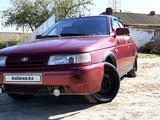 ВАЗ (Lada) 2110 (седан) 2002 года за 550 000 тг. в Уральск – фото 4