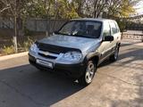 Chevrolet Niva 2014 года за 3 700 000 тг. в Актау