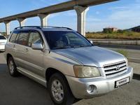 Toyota Highlander 2002 года за 5 100 000 тг. в Нур-Султан (Астана)