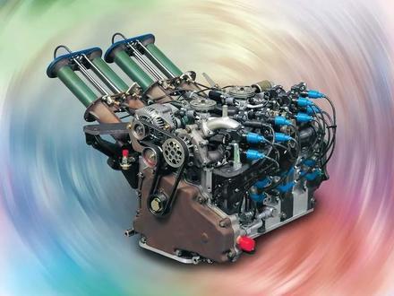 Двигатель митсубиси за 120 120 тг. в Шымкент