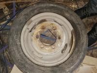 Запасное колесо в Нур-Султан (Астана)