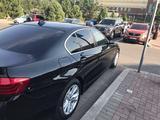BMW 528 2015 года за 14 500 000 тг. в Алматы – фото 5