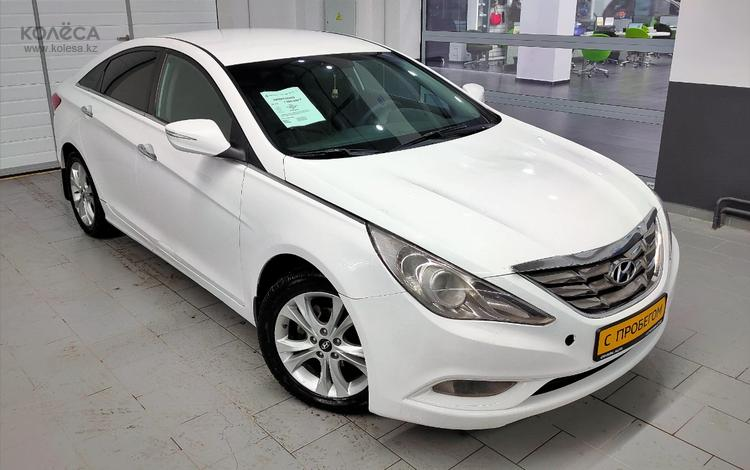 Hyundai Sonata 2012 года за 5 350 000 тг. в Нур-Султан (Астана)