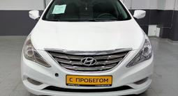 Hyundai Sonata 2012 года за 5 690 000 тг. в Нур-Султан (Астана) – фото 2