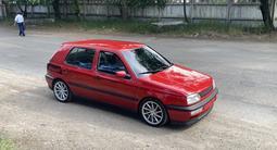 Volkswagen Golf 1992 года за 1 600 000 тг. в Алматы