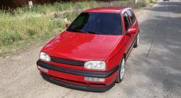 Volkswagen Golf 1992 года за 1 600 000 тг. в Алматы – фото 3