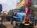 Урал  Урал 4320 НЗас Ивановец 25 т КС45717-1 6*6 2007 года за 17 700 000 тг. в Актобе – фото 2