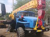 Урал  Урал 4320 НЗас Ивановец 25 т КС45717-1 6*6 2007 года за 17 700 000 тг. в Актобе