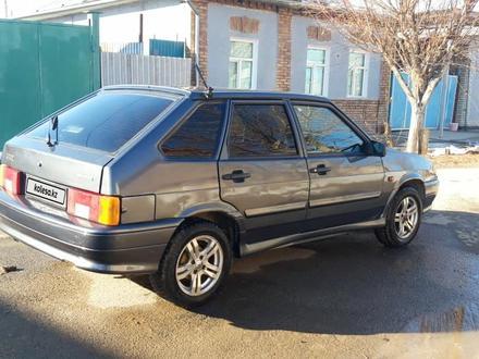 ВАЗ (Lada) 2114 (хэтчбек) 2013 года за 1 600 000 тг. в Кызылорда – фото 5