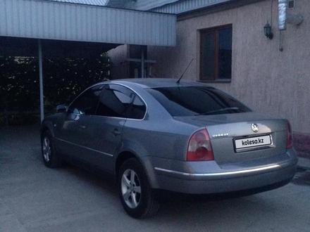 Volkswagen Passat 2004 года за 2 500 000 тг. в Алматы – фото 18