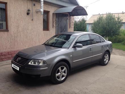 Volkswagen Passat 2004 года за 2 500 000 тг. в Алматы – фото 3
