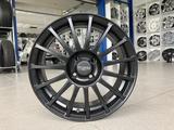 Диски литые Прома RS 4x100 r16# 33 чёрные матовые за 30 250 тг. в Тольятти