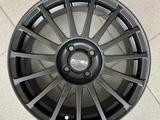 Диски литые Прома RS 4x100 r16# 33 чёрные матовые за 30 250 тг. в Тольятти – фото 3