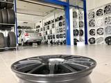 Диски литые Прома RS 4x100 r16# 33 чёрные матовые за 30 250 тг. в Тольятти – фото 4