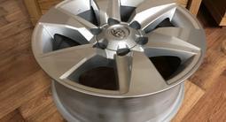 Оригинальные диски на Toyota Prado за 240 000 тг. в Алматы – фото 2