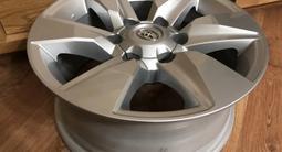 Оригинальные диски на Toyota Prado за 240 000 тг. в Алматы – фото 3