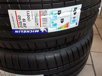 Шины Michelin 255/40-275/40/r19 PS4 за 400 000 тг. в Алматы