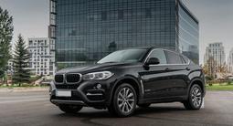 BMW X6 2017 года за 23 000 000 тг. в Алматы