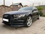 Audi A6 2015 года за 12 990 000 тг. в Алматы – фото 5