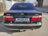 Mazda 626 1998 года за 2 100 000 тг. в Шымкент – фото 3