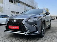 Lexus RX 300 2018 года за 23 990 000 тг. в Алматы