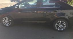 Chevrolet Aveo 2014 года за 3 300 000 тг. в Нур-Султан (Астана) – фото 3