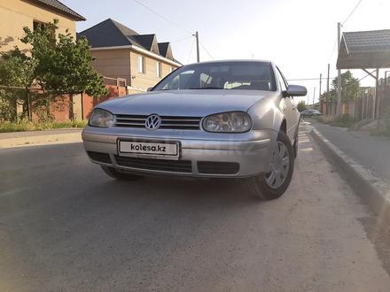 Volkswagen Golf 2002 года за 1 850 000 тг. в Шымкент