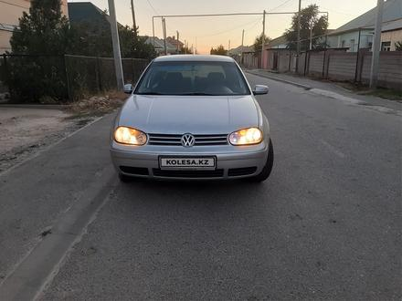 Volkswagen Golf 2002 года за 1 850 000 тг. в Шымкент – фото 5