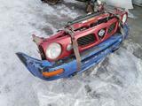 Ноускат мини морда передняя часть кузова ниссан за 260 000 тг. в Алматы – фото 3