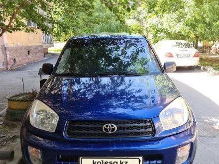 Toyota RAV 4 2000 года за 3 950 000 тг. в Алматы – фото 2