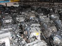 Двигатель на ниссан террано. 3.0-3.3л за 100 тг. в Алматы