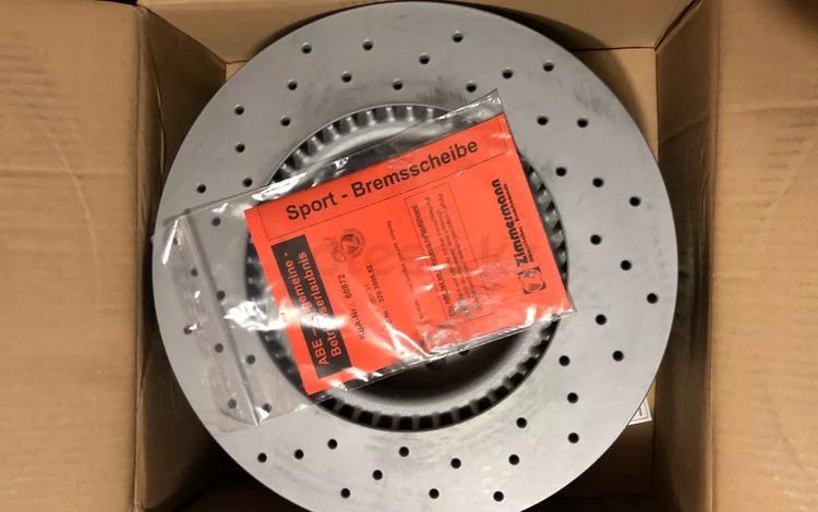 Новые диски Zimmerman Made in Germany на Киа оптима! Заказывал… за 55 000 тг. в Алматы