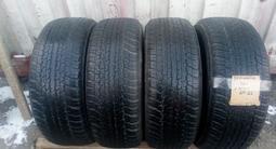 265-60-18 Dunlop AT22 лето 4шт за 95 000 тг. в Алматы – фото 5