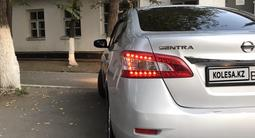 Nissan Sentra 2014 года за 5 300 000 тг. в Караганда – фото 5