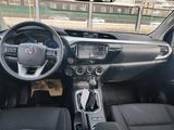 Toyota Hilux 2019 года за 16 250 000 тг. в Актау – фото 5