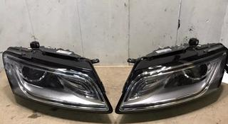 Комплект фар рестайлинг ксенон Audi Q5 за 112 500 тг. в Алматы