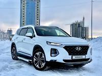 Hyundai Santa Fe 2019 года за 16 250 000 тг. в Караганда