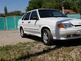 ВАЗ (Lada) 2115 (седан) 2012 года за 1 600 000 тг. в Тараз – фото 2