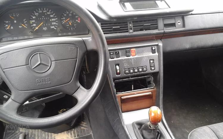 Мерседес W124 в Атырау