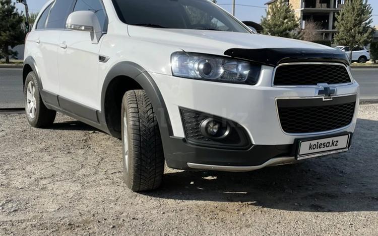 Chevrolet Captiva 2013 года за 6 850 000 тг. в Шымкент