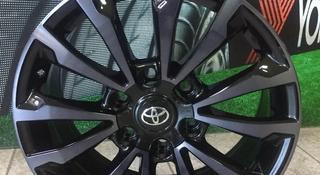 Новые диски R18 Toyota Prado за 165 000 тг. в Алматы