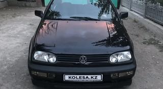 Volkswagen Golf 1992 года за 1 700 000 тг. в Алматы